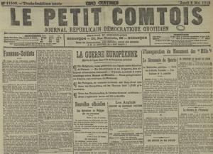 Petit Comtois Blog