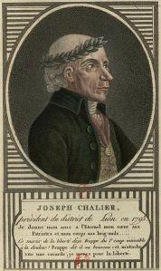 Portrait de Joseph Chalier