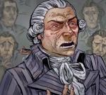 Robespierre grêlé